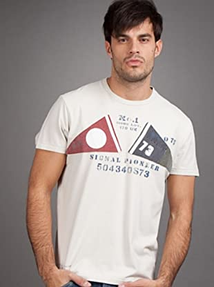 Pepe Jeans T-Shirt Ford (Beige)