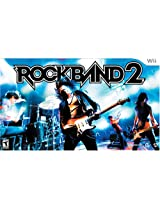 Wii Rock Band 2 Special Edition
