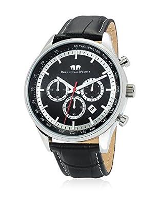 Rhodenwald & Söhne Reloj con movimiento cuarzo japonés 10010080 Negro 45  mm