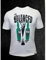 Balanced Diet Cream T-Shirt