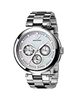 Emporio Armani AR0734 Donna Collection White Dial Watch for Women