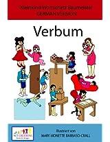 Verbum - GRUND SET - GERMAN VERSION (Kleinkind Vokabeltrainer (TODDLER'S VOCABULARY BUILDER) Book 13)