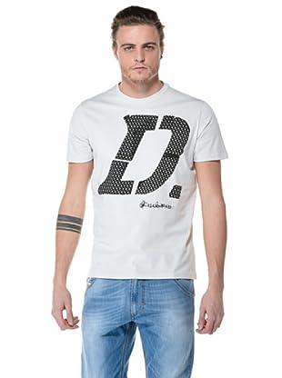 Diesel Camisa Fuente (Blanco)