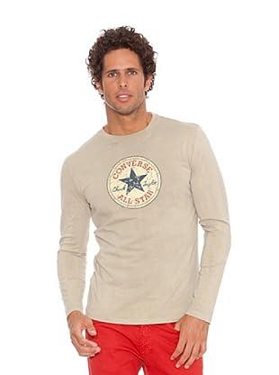 Converse Camiseta T-Bong (Beige)