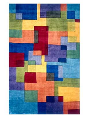 Momeni Colorblocked Rug (Multi)