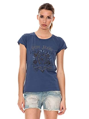 Pepe Jeans London T-Shirt Jennifer (Blau)