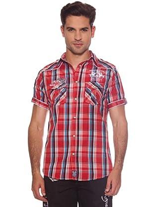 Geographical Norway Camisa Zinokio (Rojo)