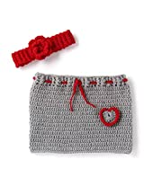 Highknit Baby Grey Set