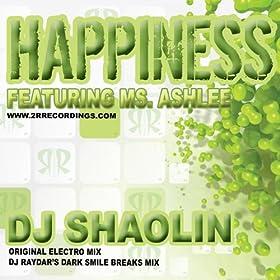 【クリックでお店のこの商品のページへ】Happiness Feat. Ms Ashlee (Original Electro Mix)