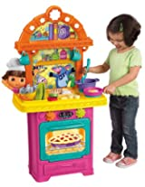 Fisher-Price Dora The Explorer Cooking Adventure Kitchen
