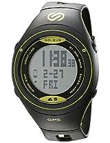 Soleus Soleus Unisex Sg005-052 Cross Country Digital Display Quartz Black Watch - Sg005-052