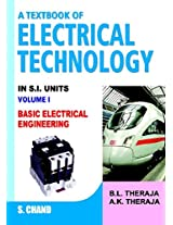 Textbook of Electrical Technology - Vol. 1