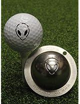 Tin Cup Alien Golf Ball Marker