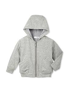 TroiZenfantS Baby Hoodie (Grey)