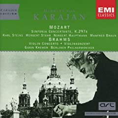 Brahms;Violin Concerto