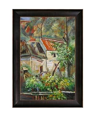 Paul Cézanne House of Père Lacroix