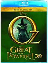 Oz the Great and Powerful: (3d & Digital Copy Included)
