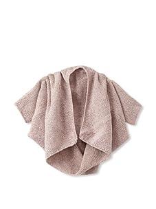 kicokids Girl's 2-D Slanted Hem Shrug (Potpouri)
