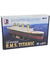 Titanic 3D Puzzle 113-Piece
