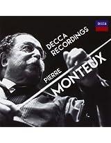 Pirre Monteux - Decca Recordings