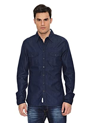 Camisa Pike (Azul)