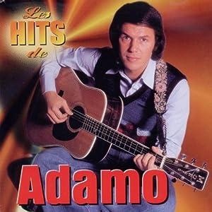 【クリックで詳細表示】Les Hits De Adamo [CD, Import]
