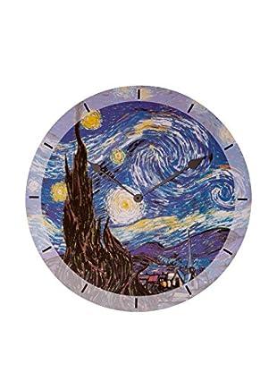 Artopweb Reloj De Pared Van Gogh Starry Night