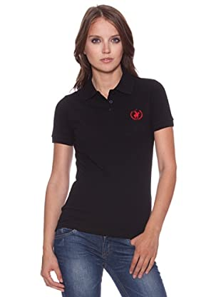 Polo Club Poloshirt (Schwarz)