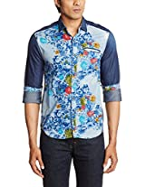 Locomotive Men's Formal Shirt