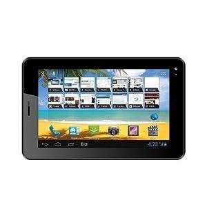 Videocon VA75 Tablet (7 inch,4GB, Wi-Fi+3G via Dongle+Voice Calling) Black