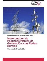 Interconexion de Pequenas Plantas de Generacion a Las Redes Rurales