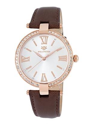 Wellington Damen-Armbanduhr Analog Leder WN502-315
