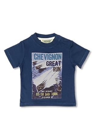 Chevignon Kids Camiseta Bradford (Azul Oscuro)