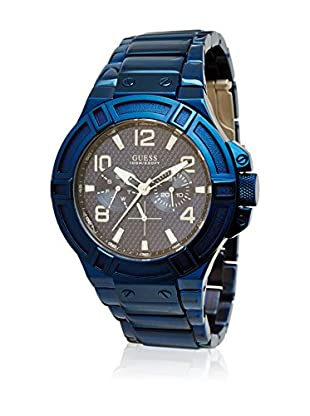 Guess Reloj de cuarzo Man Azul 45 mm