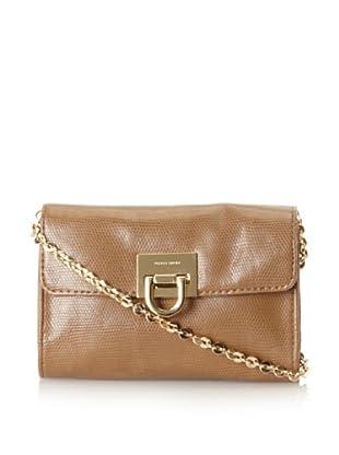 Ivanka Trump Women's Rebecca Shoulder Flap Bag (Taupe)