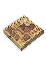 MindSapling The Slide 15 Puzzle