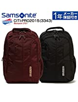American tourister citi-pro 2015 black backpack CT01 laptop bag