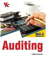 Auditing (Sem - IV) - BBA - II