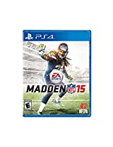 Madden NFL 15 - Standard Edition (PS4)