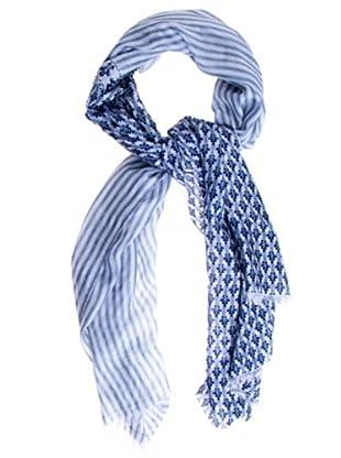 Fun&Basic Foulard (Azul)