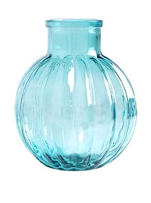Shiraleah Small Aqua Artemis Vase