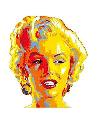 ArtopWeb Panel de Madera Gorsky Marilyn Monroe