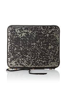 Rebecca Minkoff Starlight iPad Case (Silver)