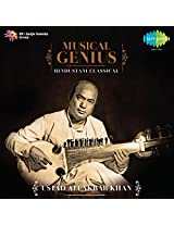Musical Genius - Ustad Ali Akbar Khan