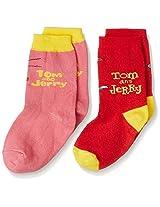 Warner Bros. Girls' Socks