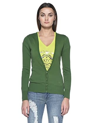 Cárdigan Lucilla (Verde)
