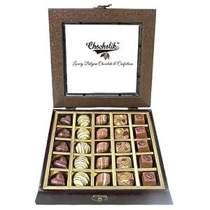 Belgium Chocolates - 25Pc Yummy Belgium Chocolates - Chocholik