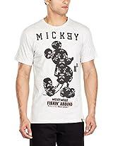 Disney Men's Cotton T-Shirt