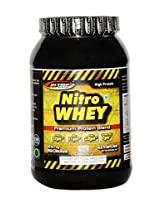 Olympia Nitro Whey Protein Chocolate Flavour 1Kg For Unisex
