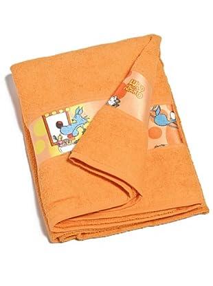 Cartoons Home Textile Telo Lupo Alberto arancio